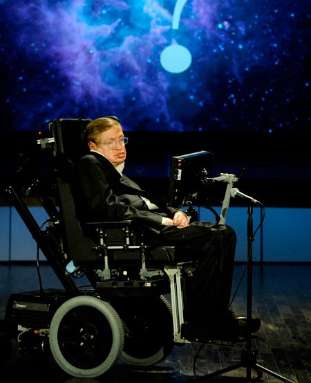 Stephen Hawking: Humanity Must Colonize Space to Survive