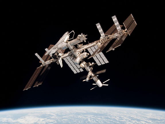 "The International Space Station is increasingly being look at as a ""base camp"" to prep humans and technology for ""out and about"" travel to other destinations. Leftover hardware from the shut down space shuttle program and other flight qualified gear from the ISS project are being eyed for spacecraft flight beyond low Earth orbit."