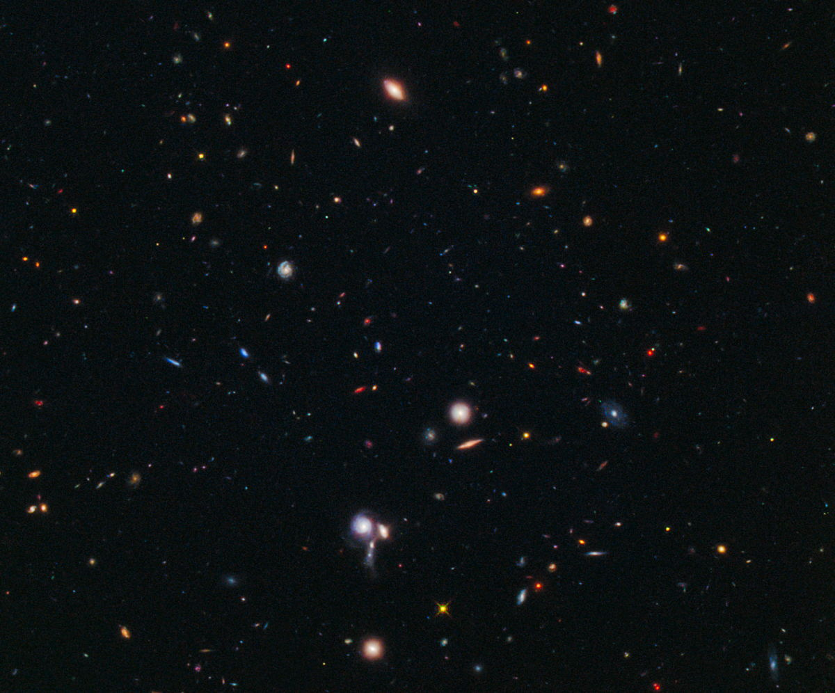 Hubble Pinpoints Farthest Protocluster of Galaxies Ever Seen