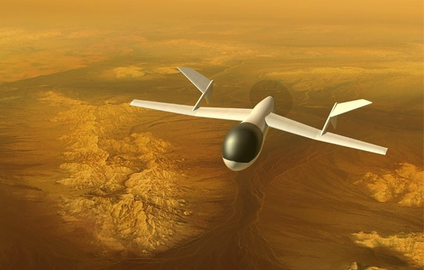 Soaring on Titan: Drone Airplane Could Scout Saturn's Moon