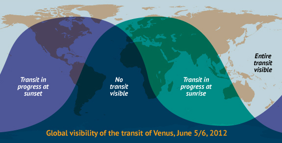 Last Chance for You to See Venus Cross the Sun (Infographic)