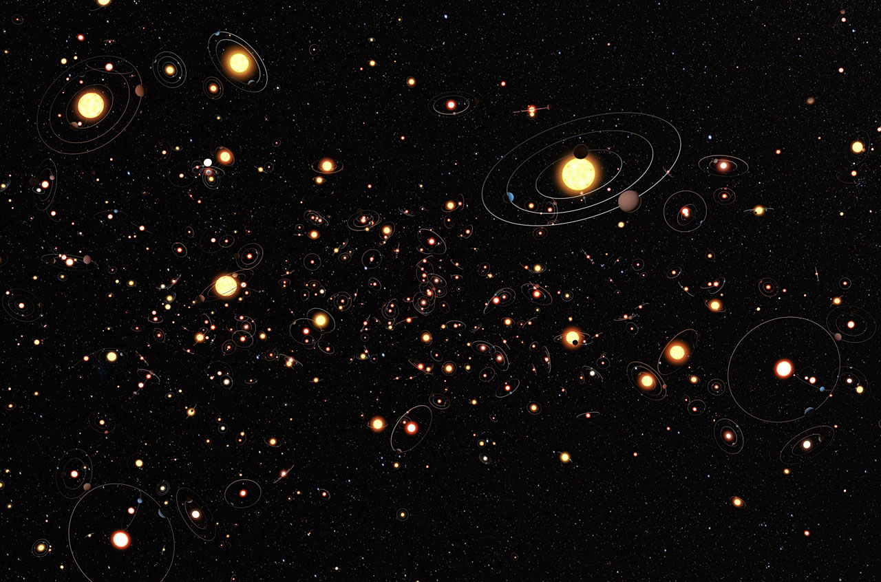160 Billion Alien Planets May Exist in Our Milky Way Galaxy
