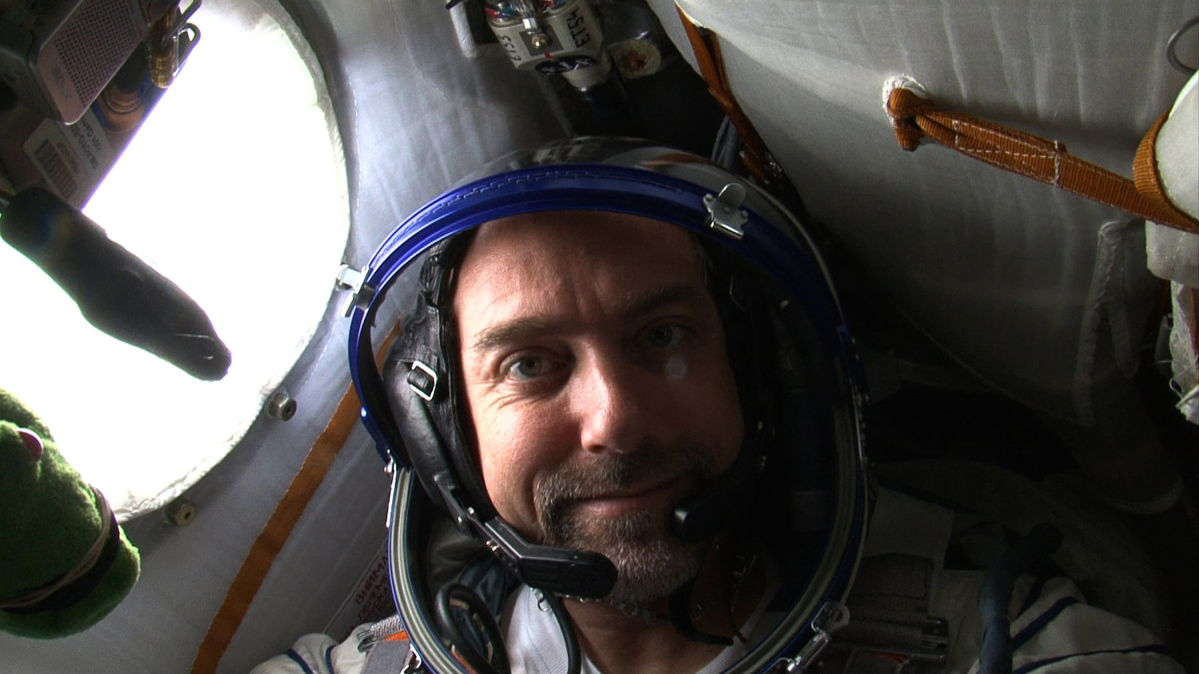 'Man on a Mission' Film Shows Space Traveler Following Dad into Orbit