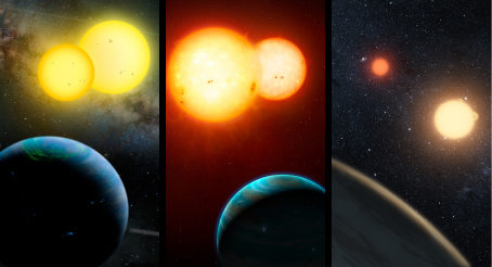 A Galaxy Full of Planets (Infographic)