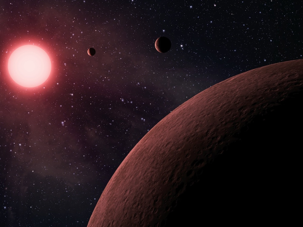 3 Alien Planets Smaller Than Earth Found