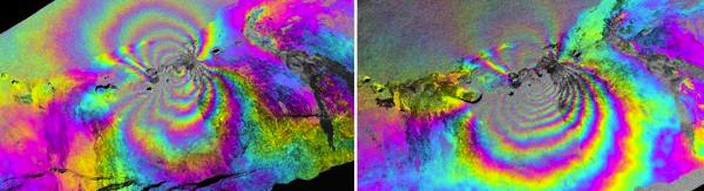 NASA Airborne Radar 'Sees' Inside Hawaii Volcano