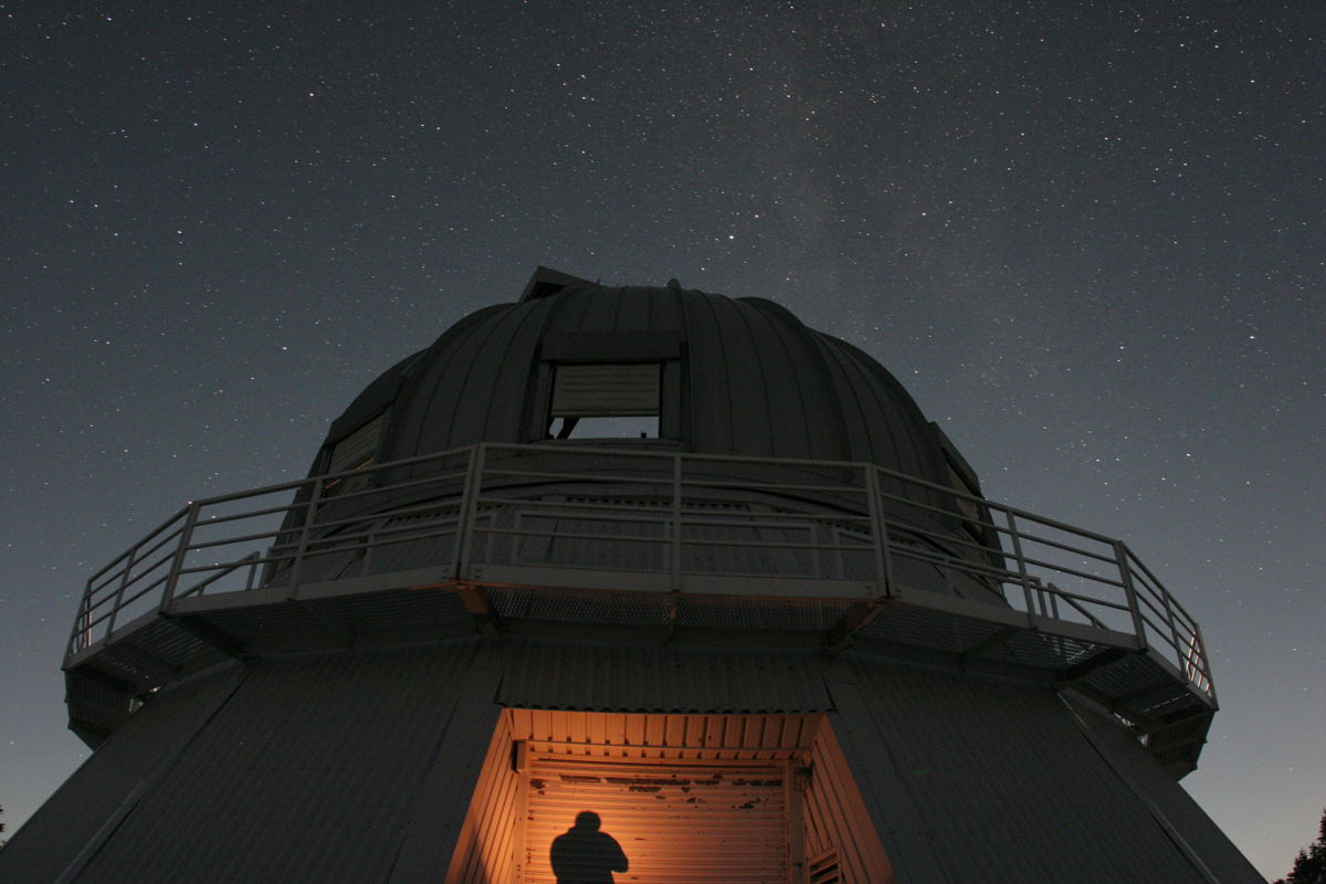Observatory in
