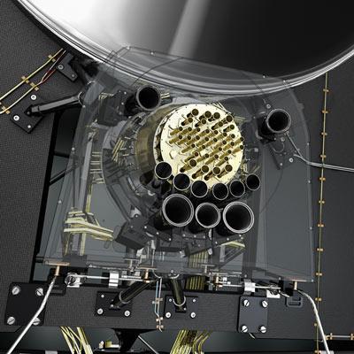 Planck's Space Detectors
