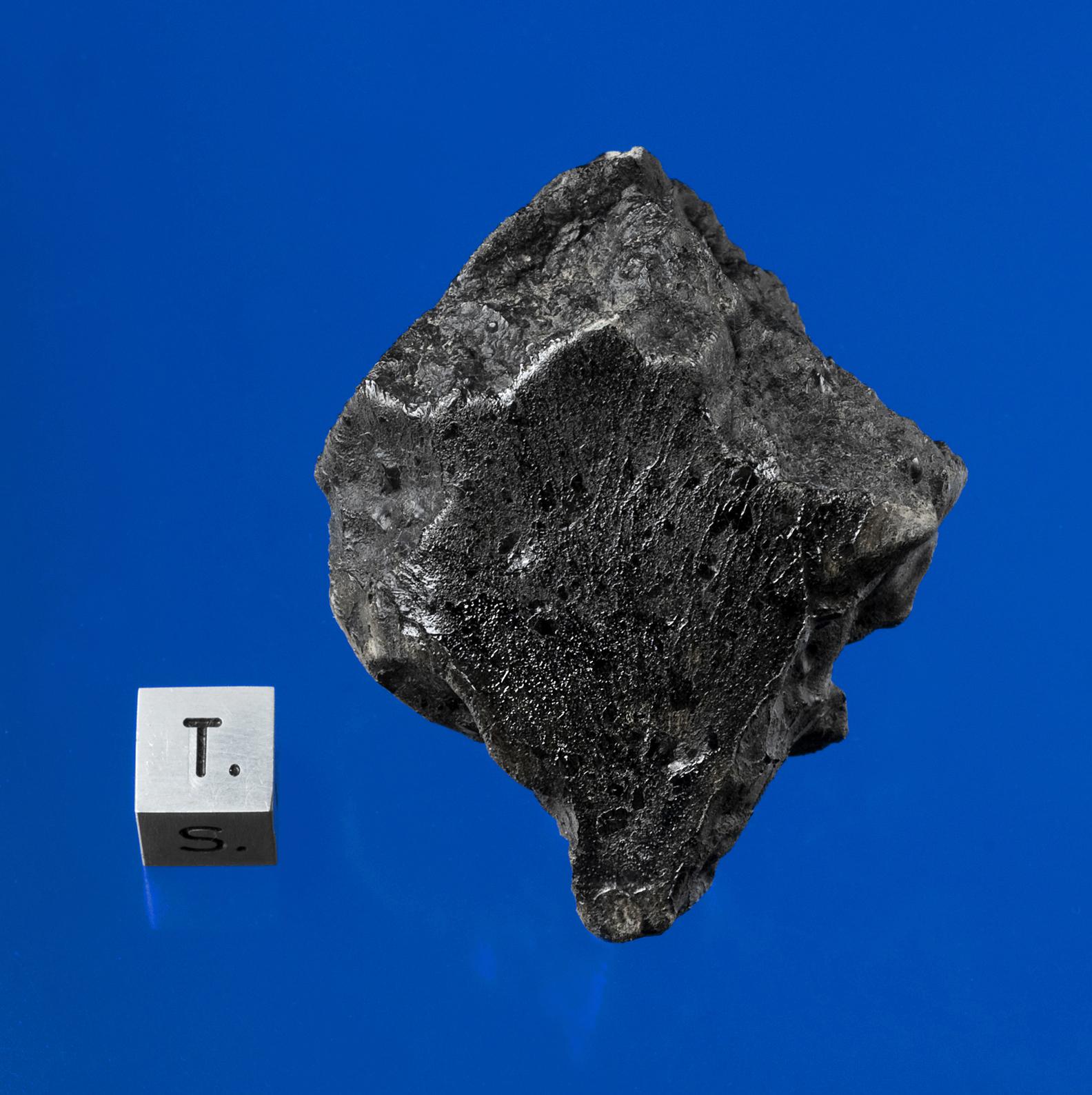 Newfound Martian Meteorite