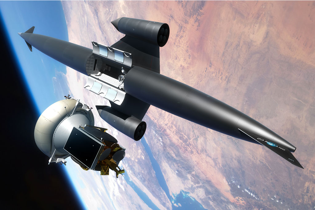 Skylon: Satellite Taxi