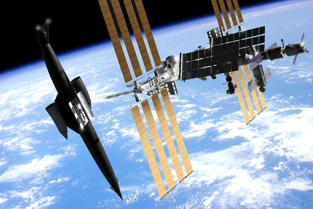 Skylon vs. Space Station