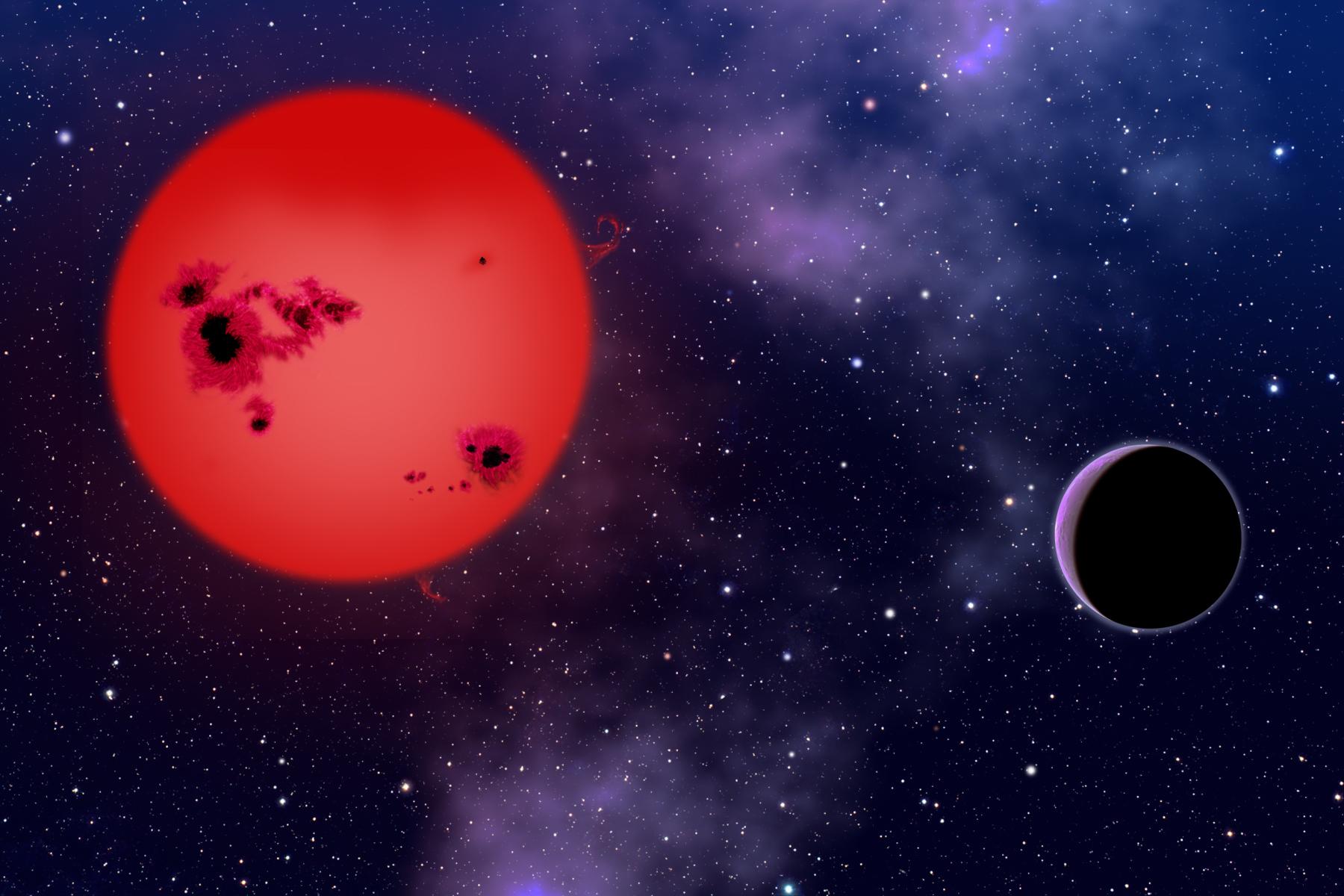 Alien Life May Depend on Planetary Tilt