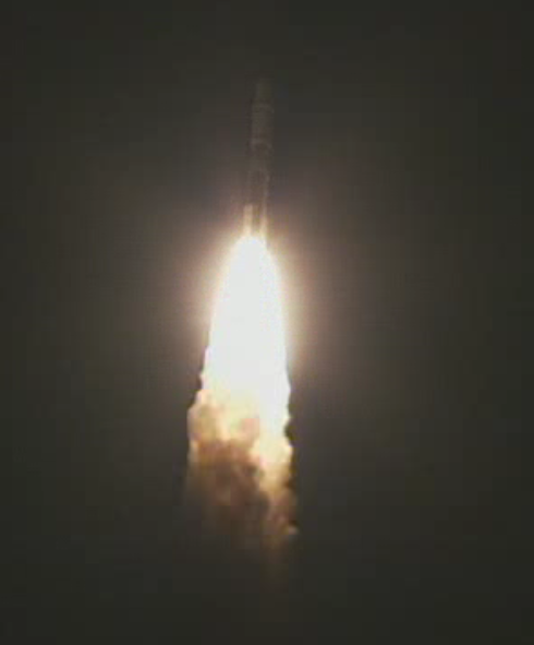 WGS-4 Launch on Jan. 19, 2012