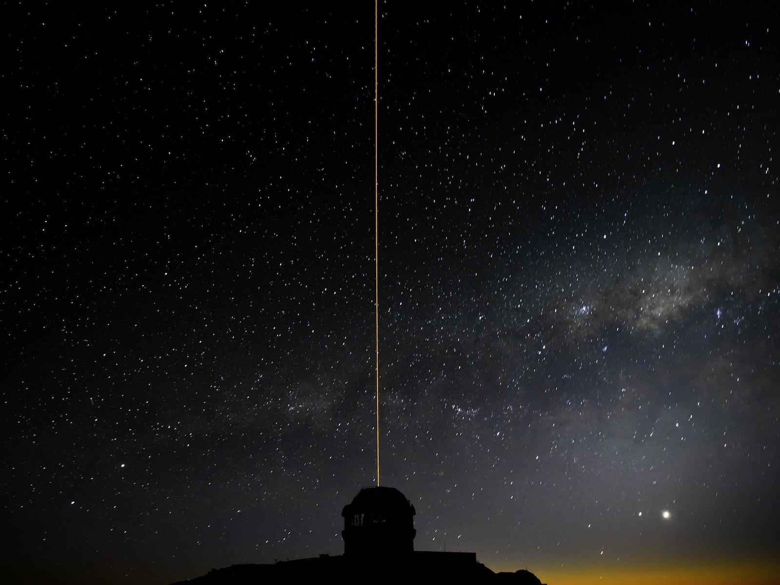 Gemini Laser Telescope
