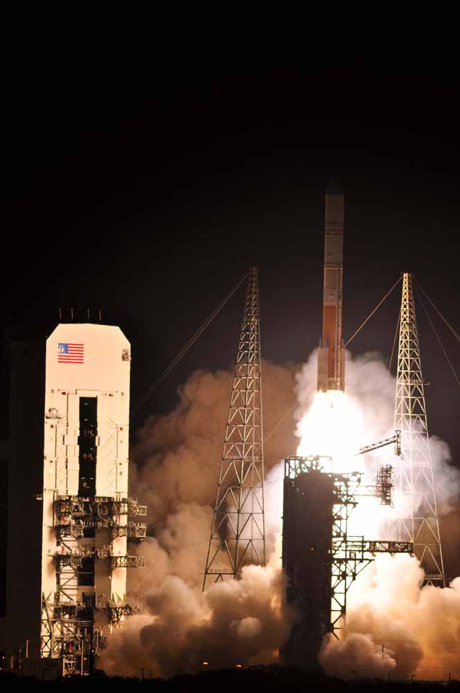Wideband Global SATCOM-4 Satellite Launch 4