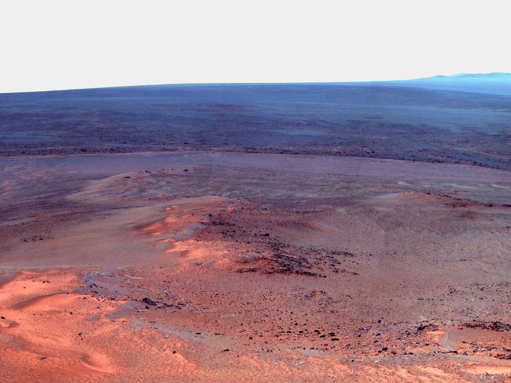 'Amazing' Mars Rover Opportunity Begins Year 9 on Red Planet