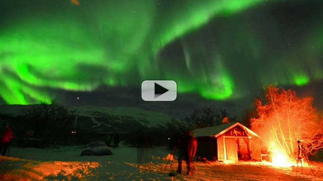 solar storm northern lights 2017 - photo #24