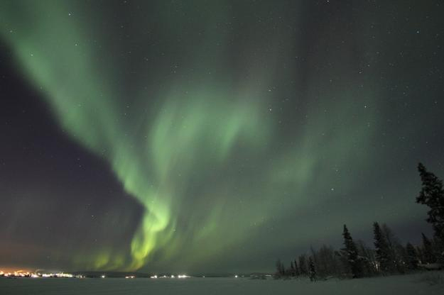 Spectacular Northern Lights From Solar Storm Wow Skywatchers