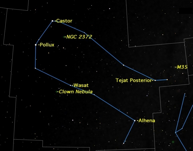 Skywatching Guide: How to Observe the Bright Twin Stars Gemini