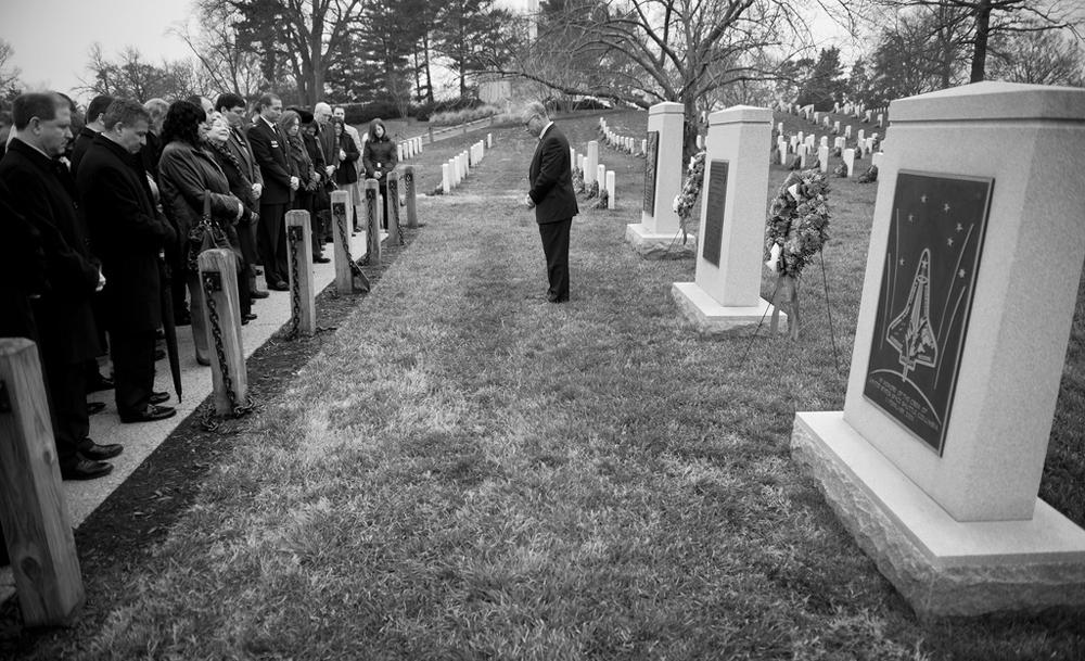 NASA Honors Fallen Astronauts in Solemn Ceremony