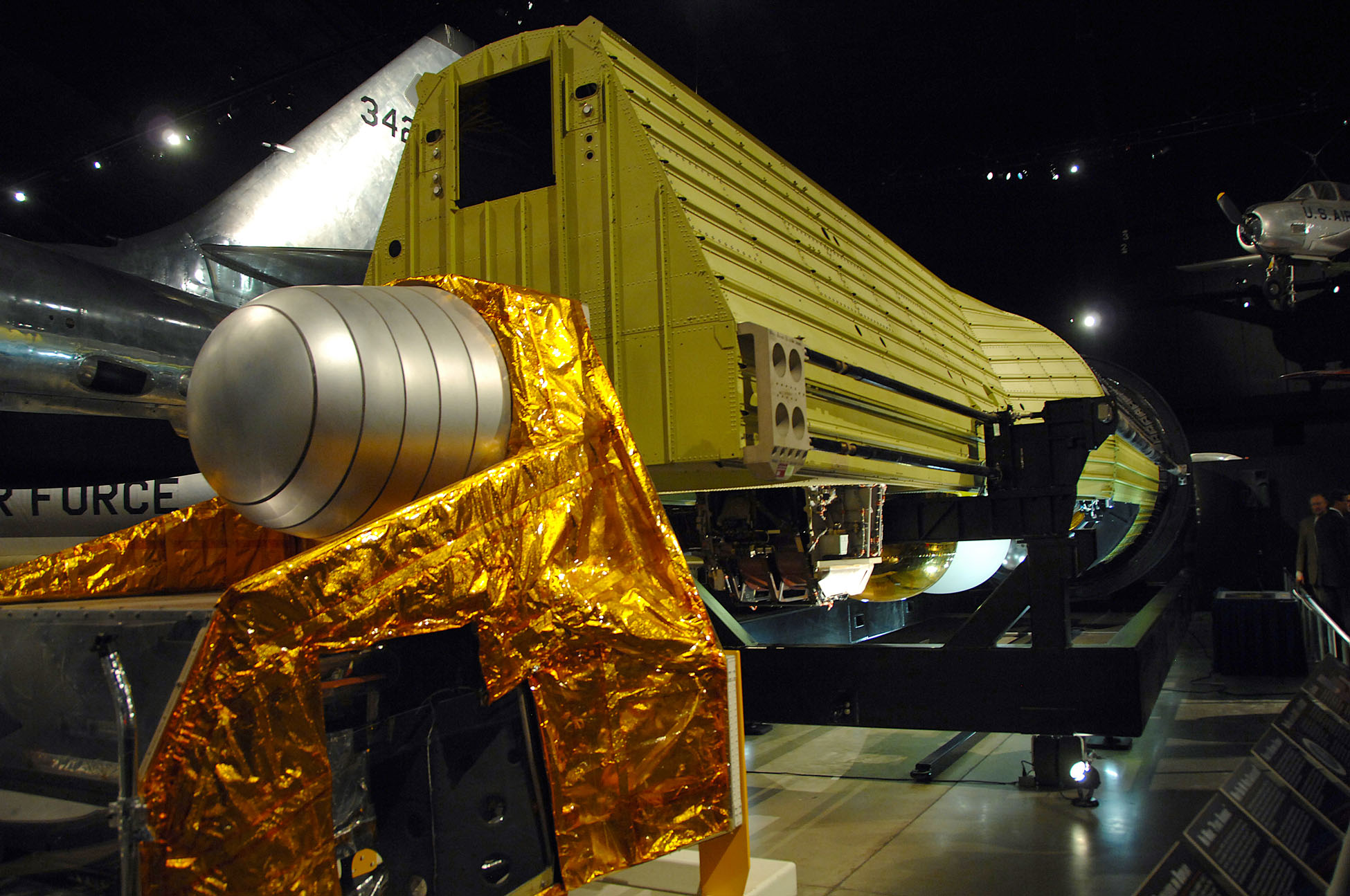 US Space Spy Agency to Unveil Hush-Hush Satellites on Saturday
