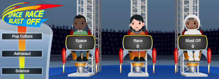 NASA Launches Space Trivia Game Into Facebook Frontier