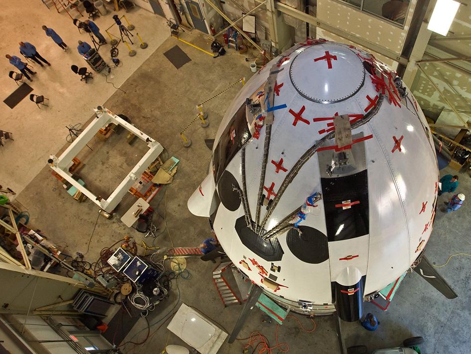 Photos: NASA's MLAS Astronaut Escape Ship Test Launch
