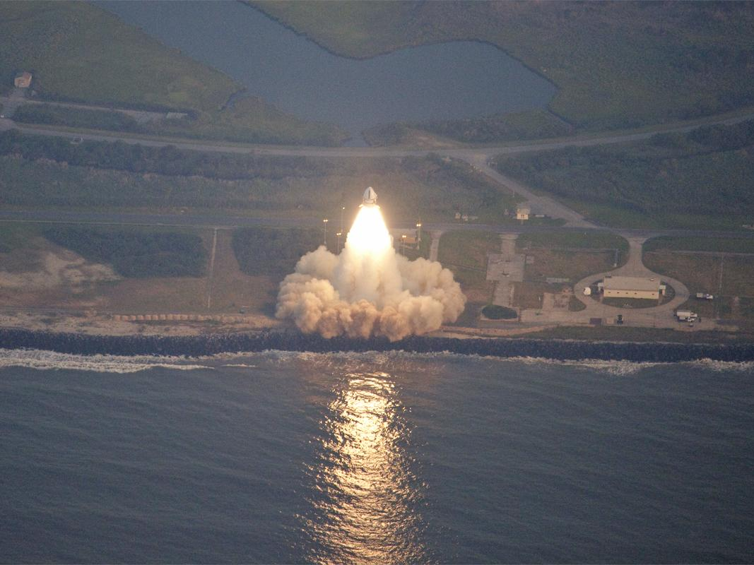 Max Launch Abort System (MLAS)