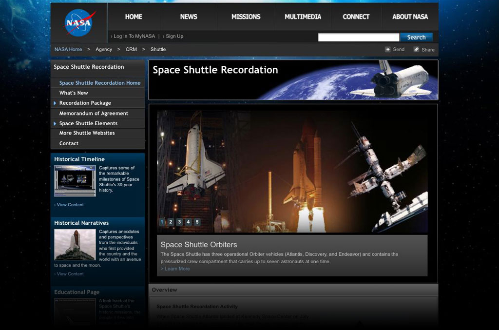 Documenting Discovery: NASA, Archivists Work to Record Space Shuttles' History