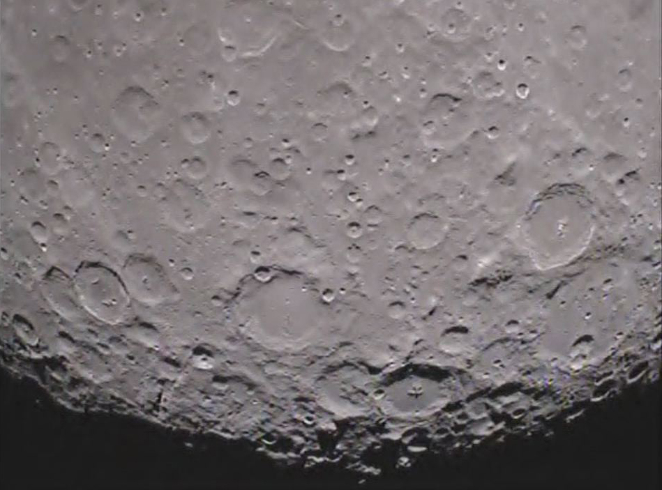 NASA Probe Captures 1st Video of Moon's Far Side