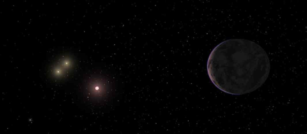 Newfound Alien Planet is Best Candidate Yet to Support Life, Scientists Say