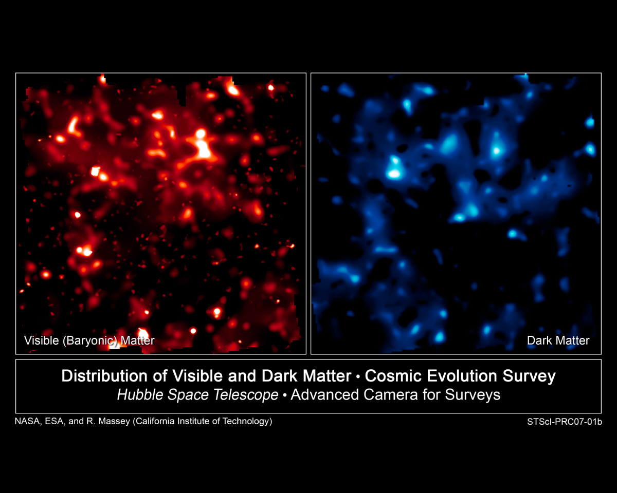 Early Universe May Have Abounded With Dark Matter-Powered Stars
