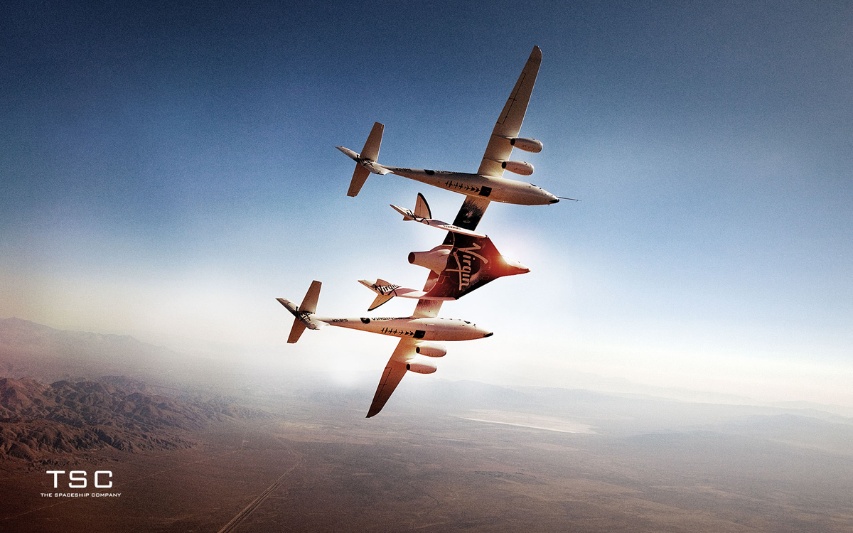 Virgin Galactic's Private Spaceship Ramping Up Toward Passenger Flights