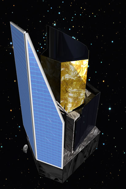 How the Euclid Telescope Will Probe the Invisible Universe