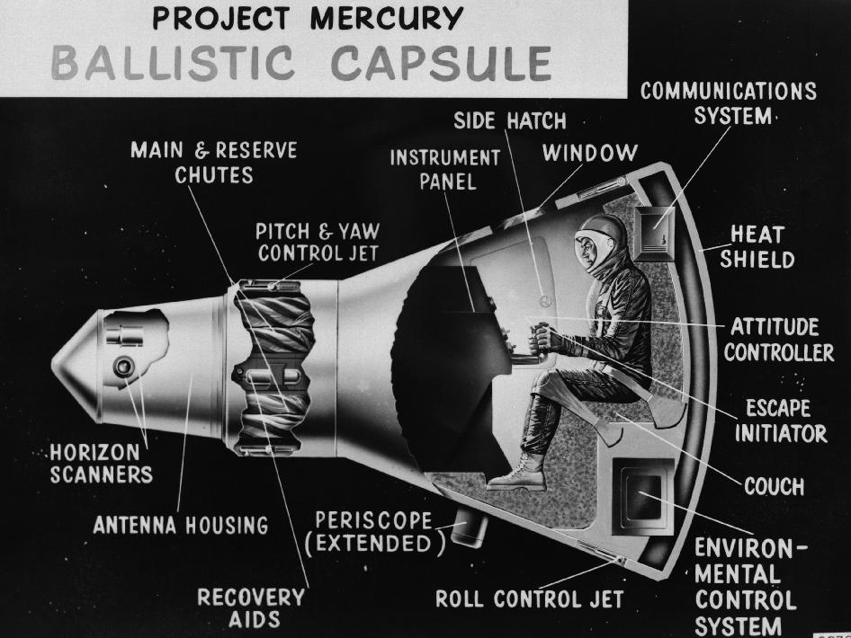1978 mercury missions nasa - photo #28