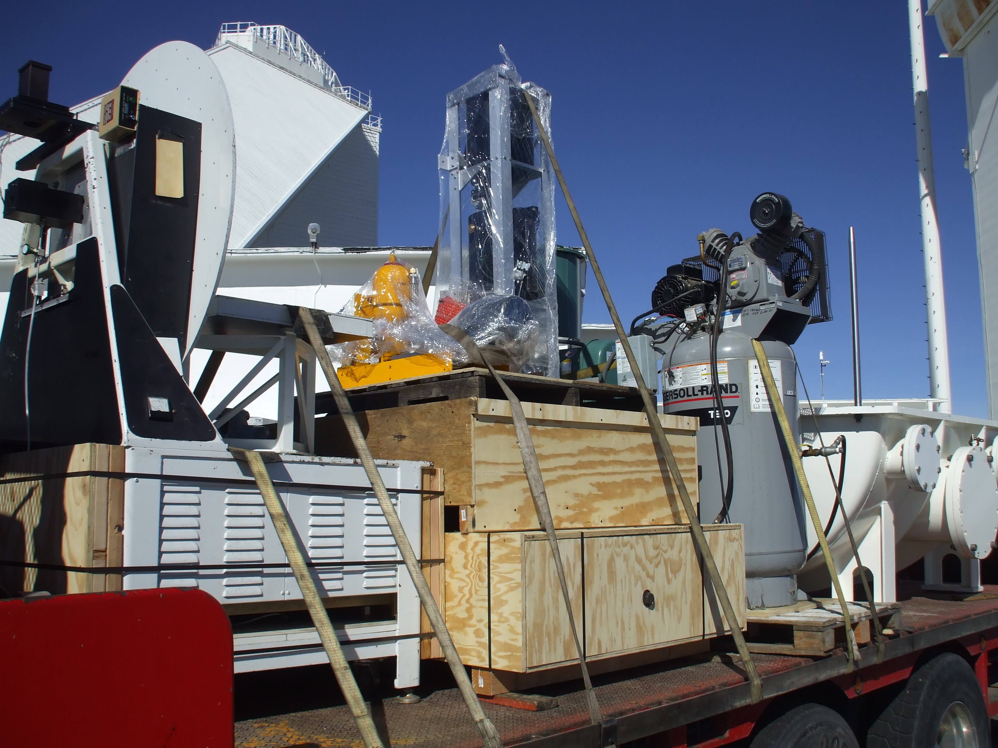 Solar Telescope Instrument Gets Recycled for New Mission