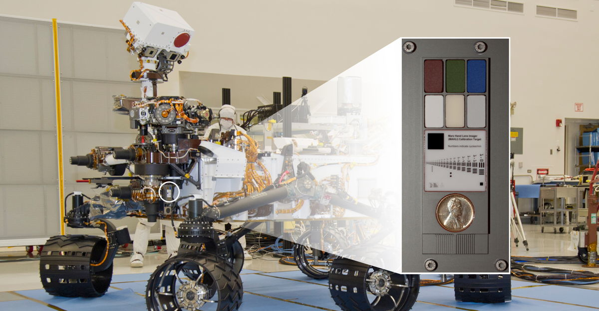 A Penny for Mars: US Coin Riding NASA Rover to Red Planet