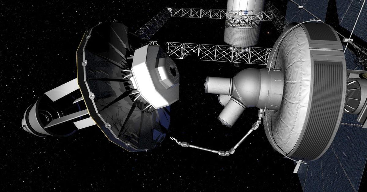 Robotic Upgrade of Space Telescope