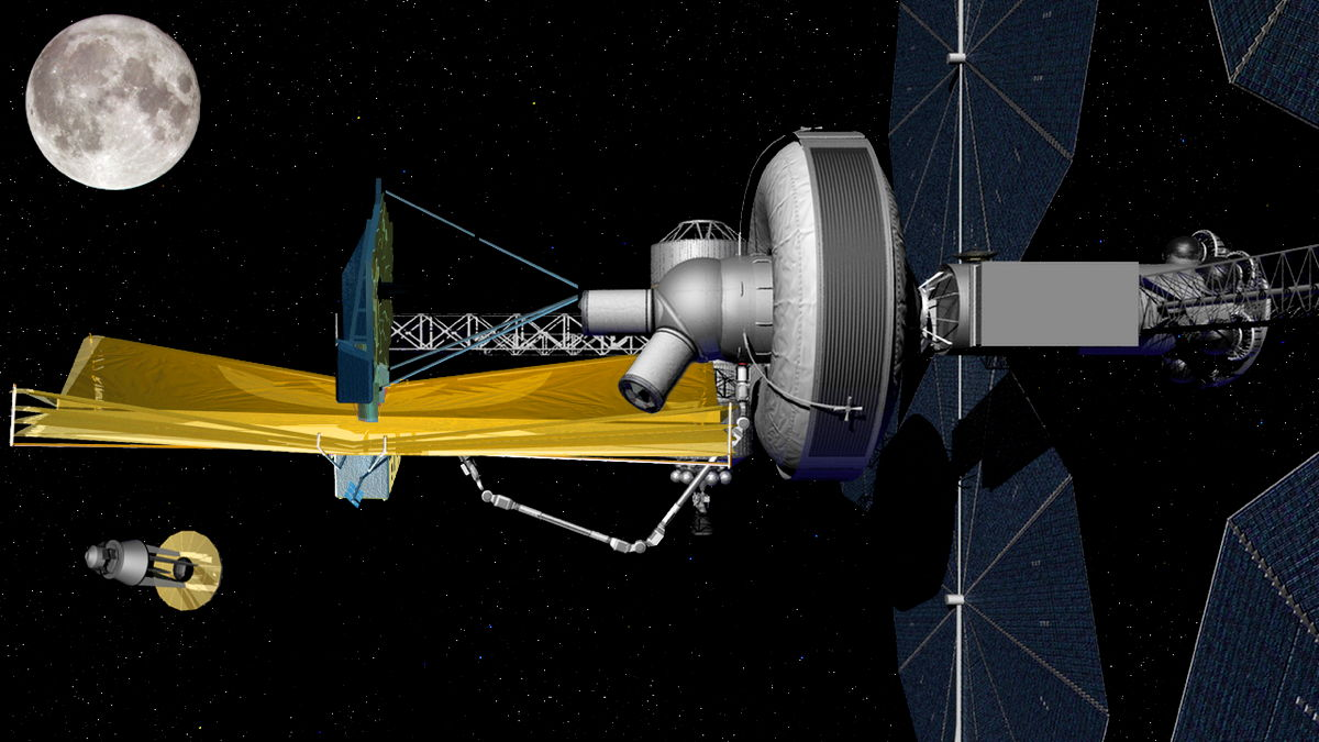 Upgrade of Telescopes