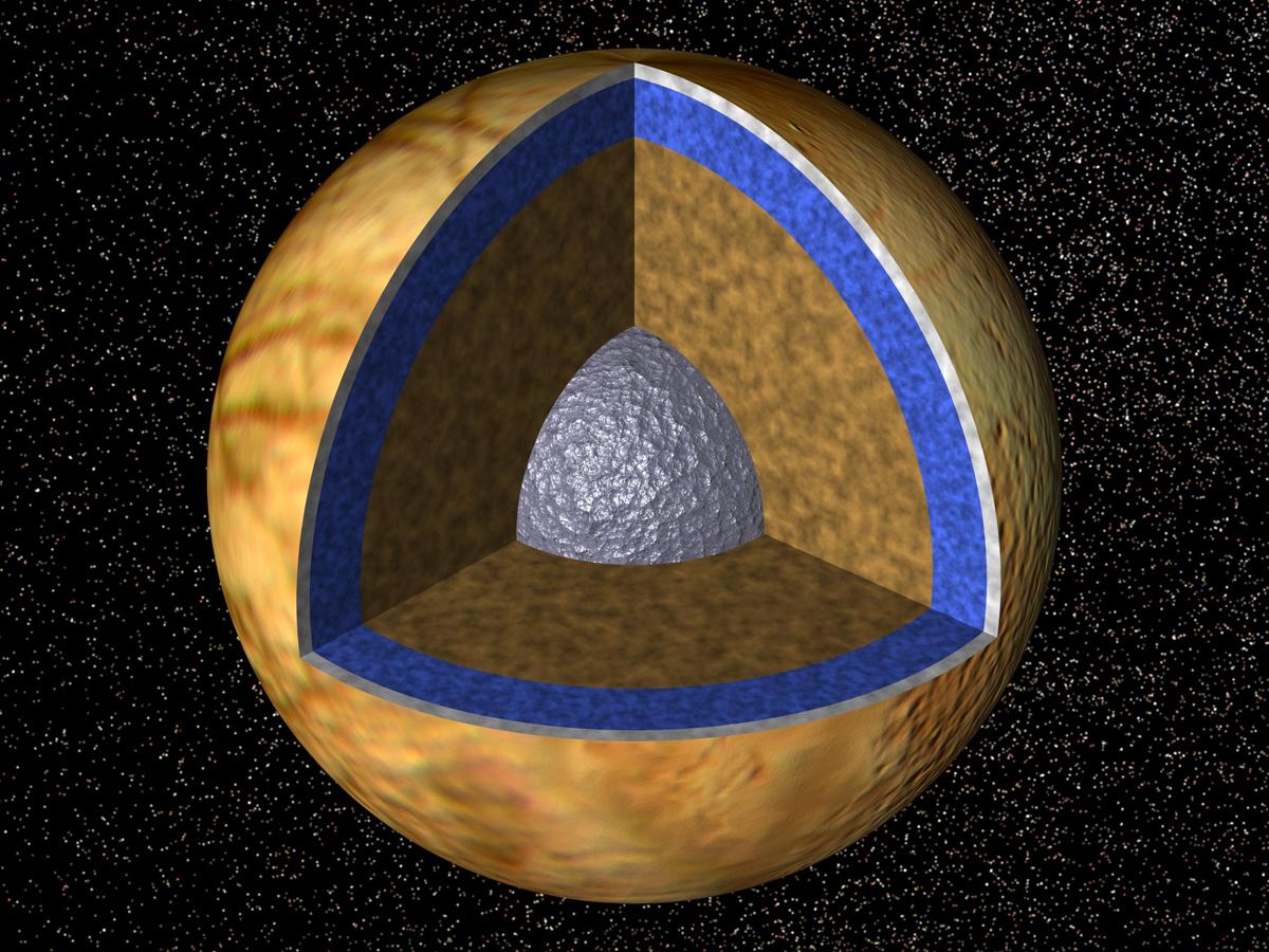 Antarctica's Lake Vostok a Test Case for Jupiter's Moon Europa