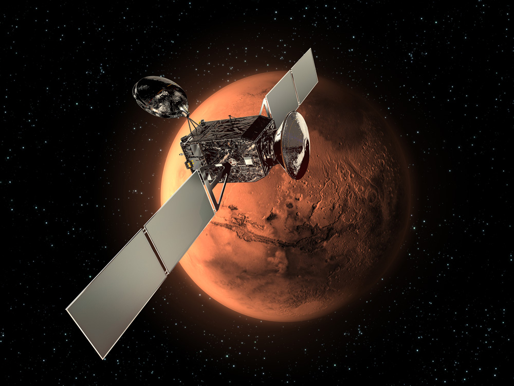 NASA Raids Outer Planets Budget To Fund Fast Start on Mars Reboot
