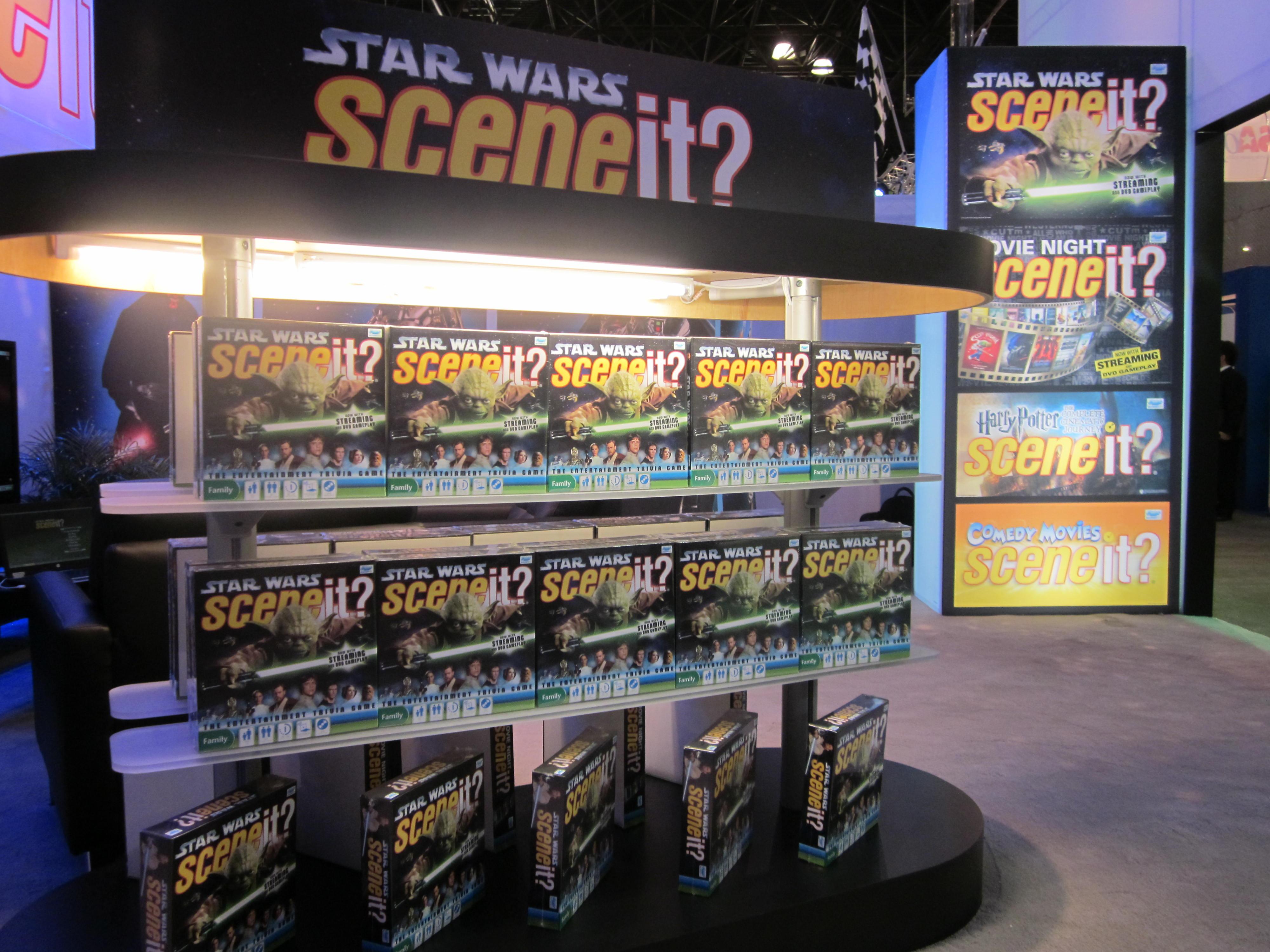 Star Wars Scene It?