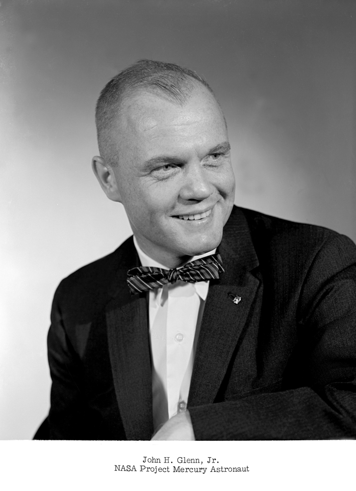 John Glenn Official Portrait
