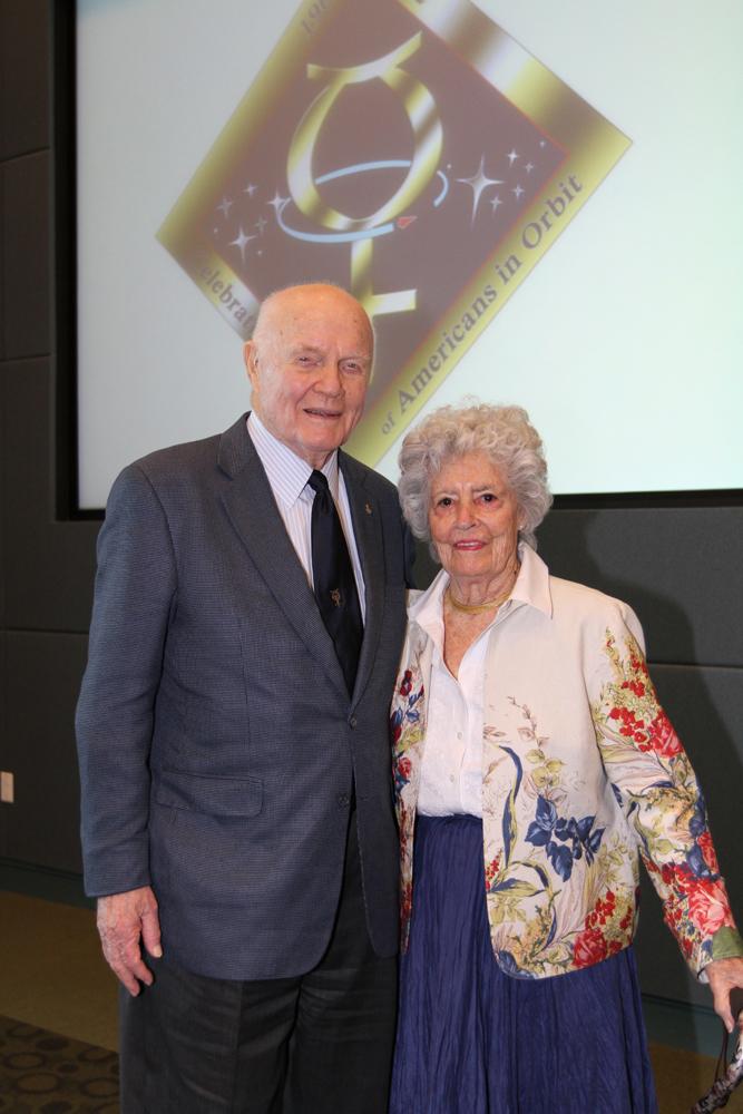 John Glenn, 1st American in Orbit, Pushes for Manned Mars Missions