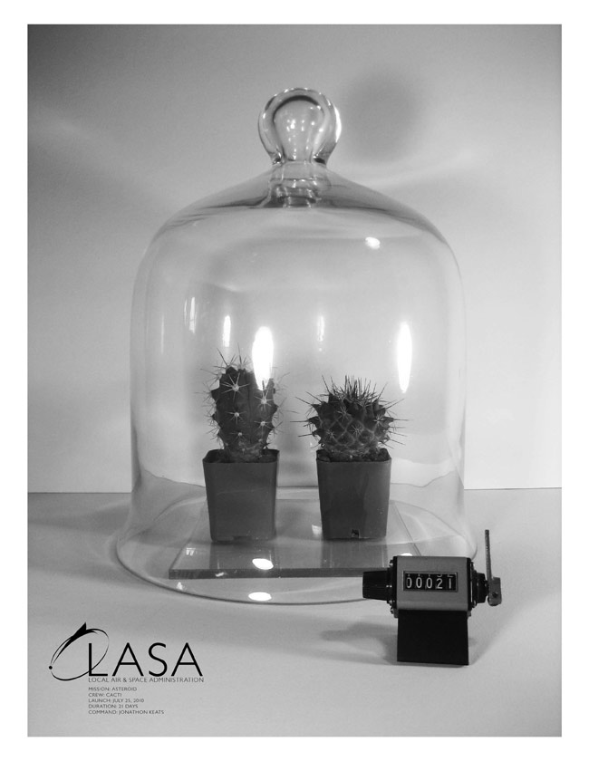 LASA's Alien Plants