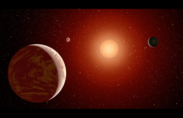 Red Dwarf Stars May Be Best Chance for Habitable Alien Planets
