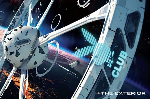 Playboy & Virgin Galactic Dream Up Cosmic Men's Space Club