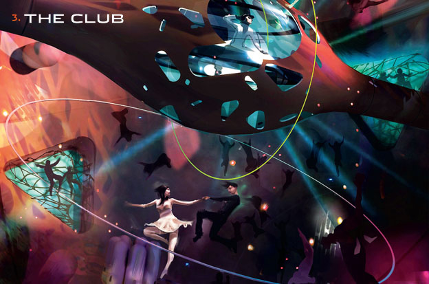 Playboy Club Space Station Club