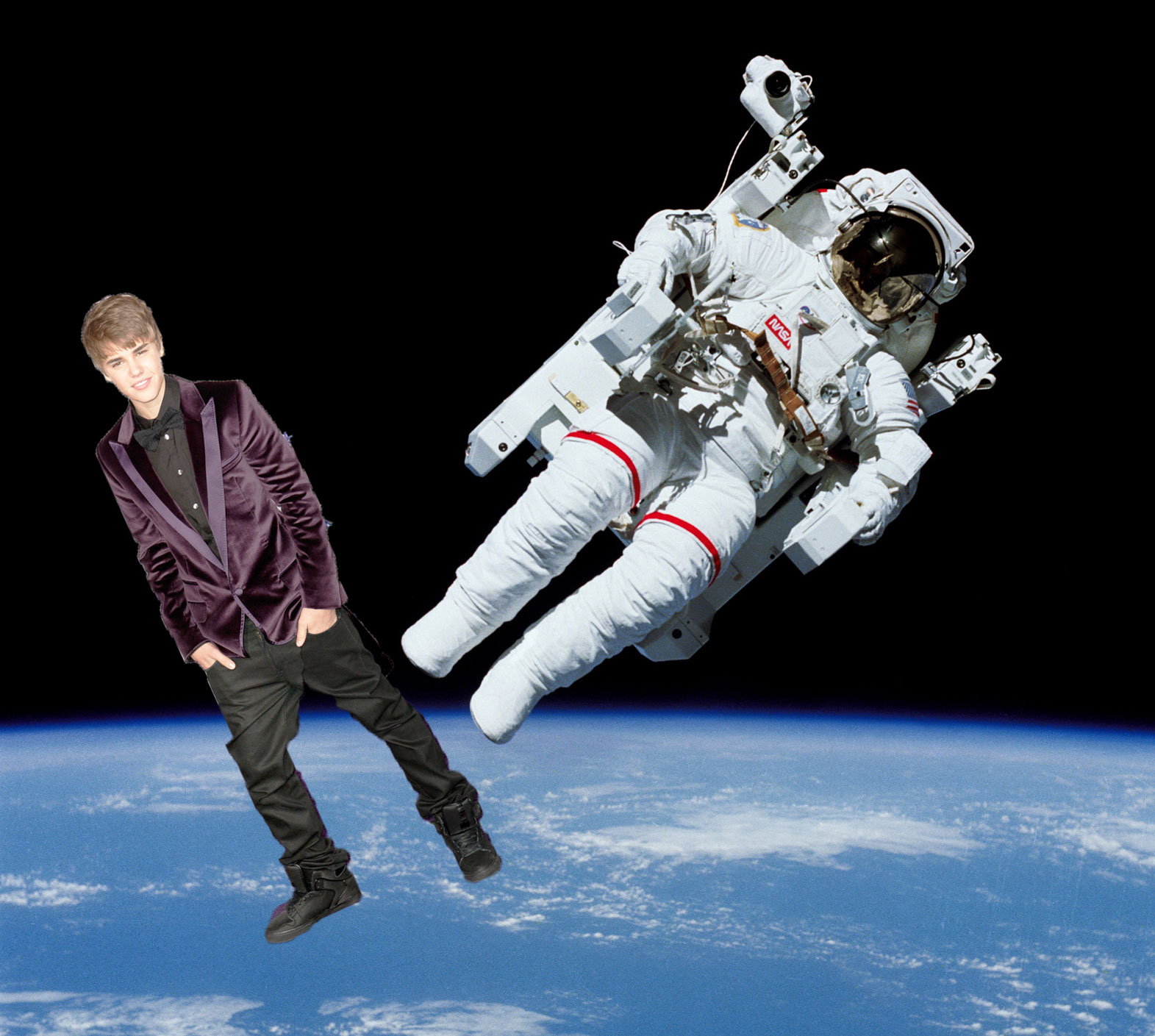 Justin Bieber Should Launch Into Space, Scientist Says