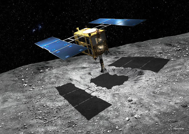 Japan Eyes New Space Mission to Sample an Asteroid